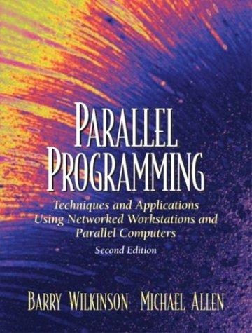 Parallel programming by