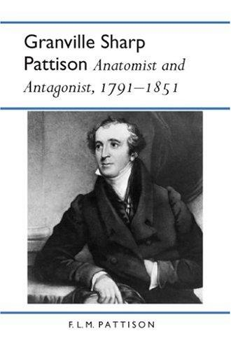 Granville Sharp Pattison