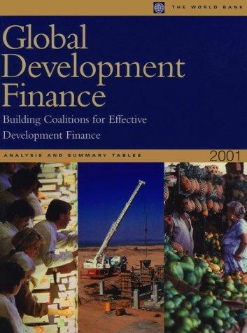 Global Development Finance 2001