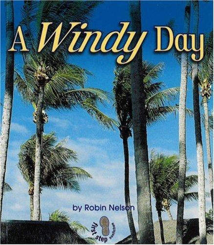 A windy day by Nelson, Robin