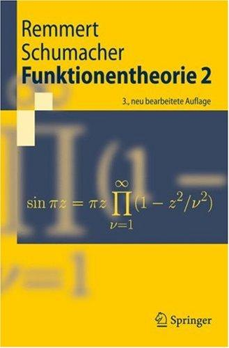 Funktionentheorie by