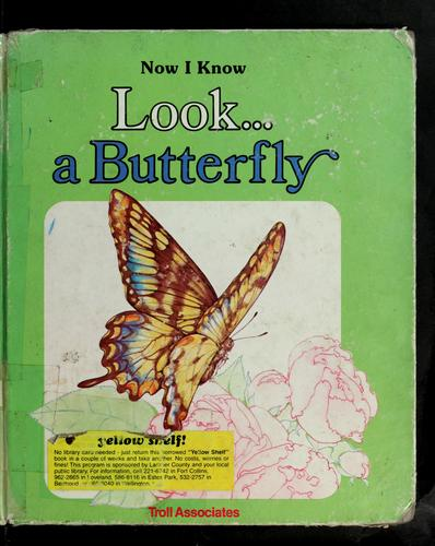 Look--a butterfly by David Cutts