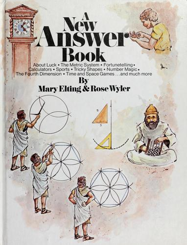 A new answer book by Mary Elting