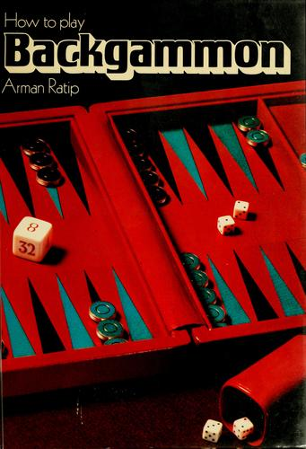 How to play backgammon by Arman Ratip