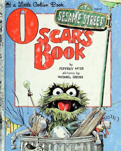 Oscar's Book by Jeffrey Moss