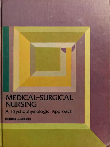 Medical-surgical nursing by Joan Luckmann