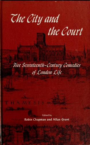 The city and the court by Chapman, Robin