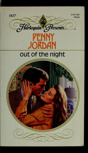 Out of the Night by Penny Jordan