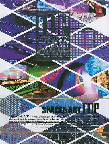 Top Space & Art: Spatial and Graphic Design for Event and Exhibition by
